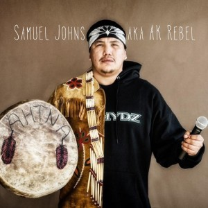Samuel Johns, aka AK REBEL. Courtesy photo
