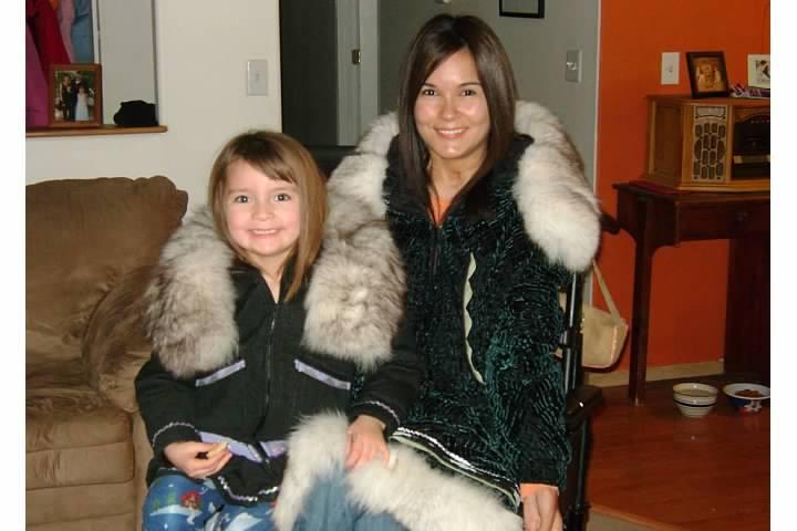 Teisha Simmons and her daughter, Tassy. Courtesy photo